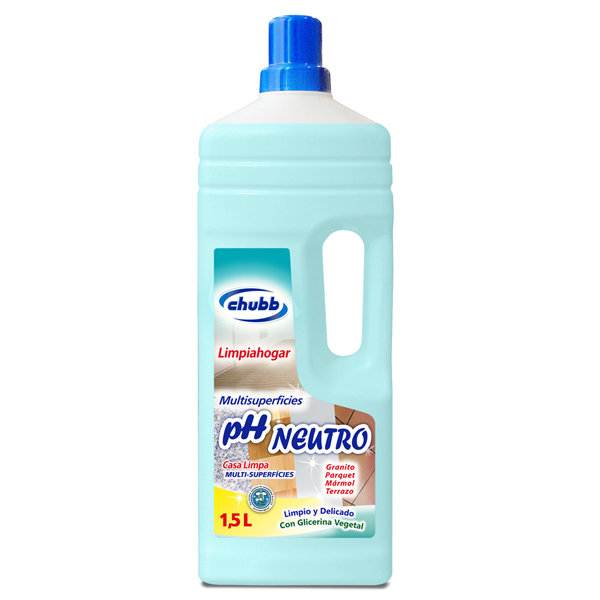 Multi-superficies Ph neutro 1,5l chubb
