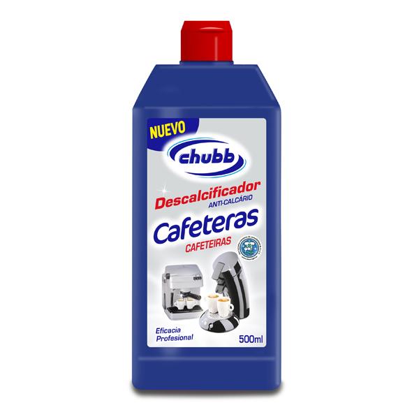 antical cafeteras descalcificador chubb