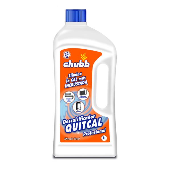 quitcal 1L descalcificador profesional chubb