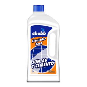 Juntas y Cementos 2en1 limpiador profesional chubb