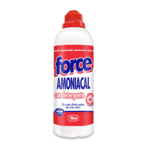 Amoniacal con Detergente Force limpiador chubb