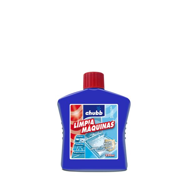 limpiamáquinas lavavajillas antical chubb