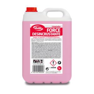 Produto de Limpeza Force Desincrustante 5L