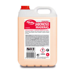 Detergente con sabão Madeiras 5L