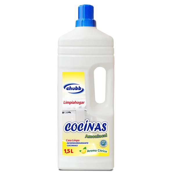 Desengordurante Cocinhas Amoniacal 1,5l