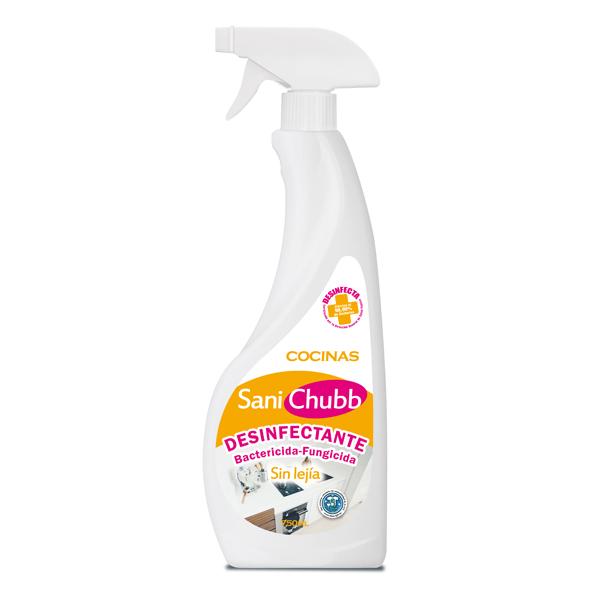 Desinfectante Sanichubb Cocinas 750 ml