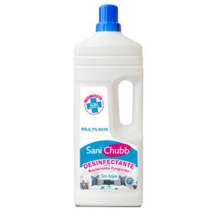 Desinfectante Multiusos Sanichubb 1500 ml